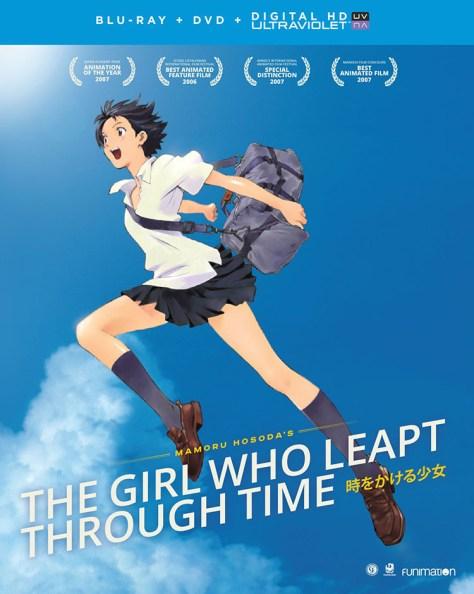 La chica que saltaba a través del tiempo -poster