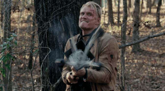 Cazador de demonios (2016), sangre, sudor y tiros