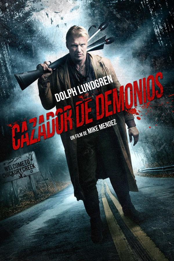 Cazador de demonios -poster