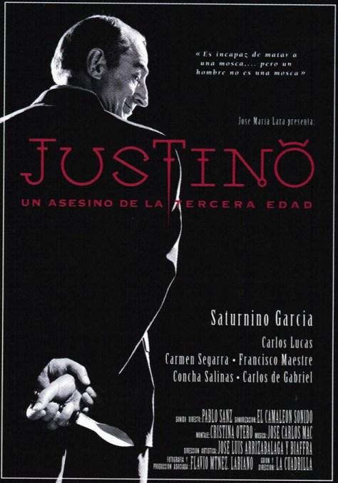 Justino - poster