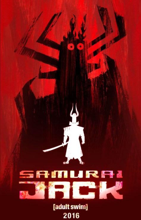 Samurai Jack - poster