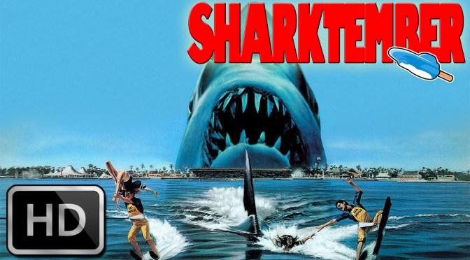 El gran tiburón (Tiburón 3) (1983), mandíbulas en 3 dimensiones