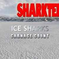 Tiburones de hielo (2016), el Frigurón asesino