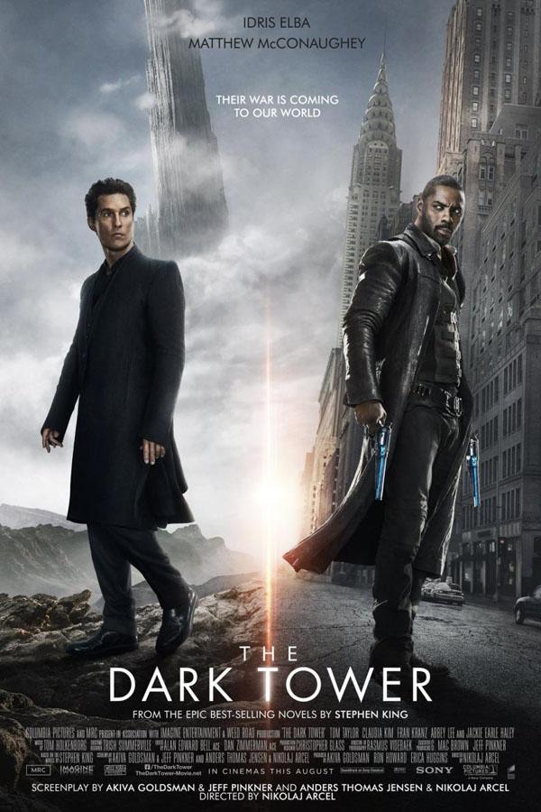 La Torre Oscura - poster