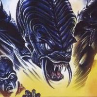 Creepozoides (1987), bichoños y tetas