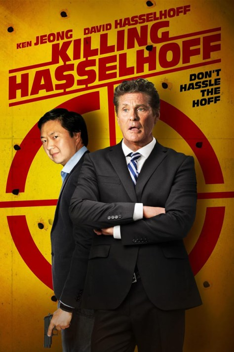 Objetivo: Hasselhoff - poster