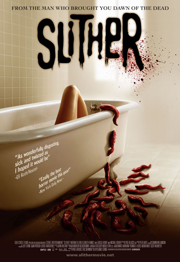 Slither - poster