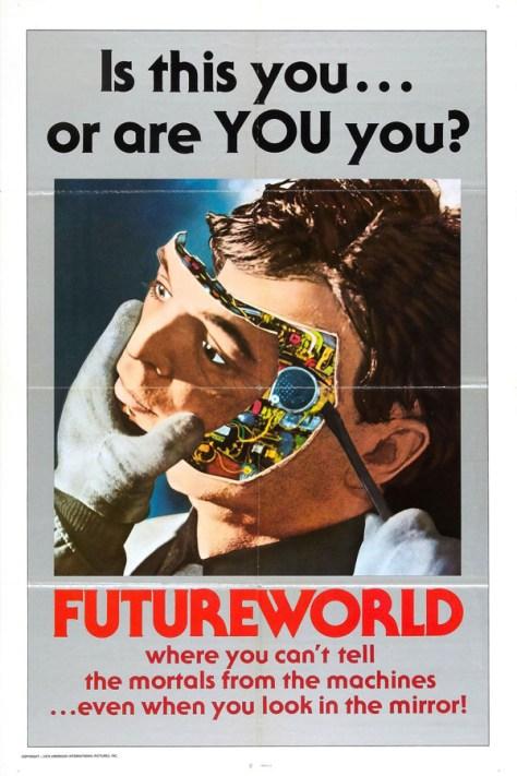 Mundo futuro - poster
