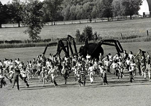 La Invasión de las Arañas Gigantes 02