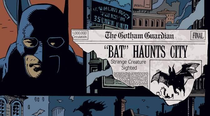 Batman: Gotham a luz de gas (2018) – steampunk Wayne