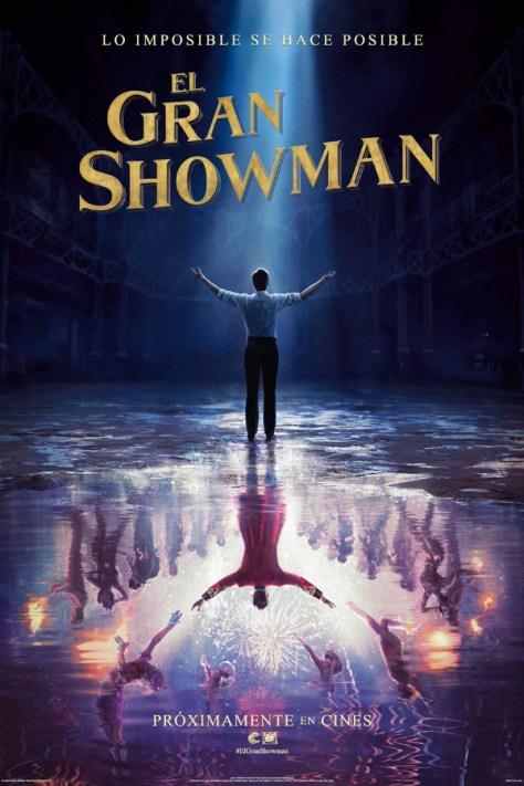 El gran showman - poster