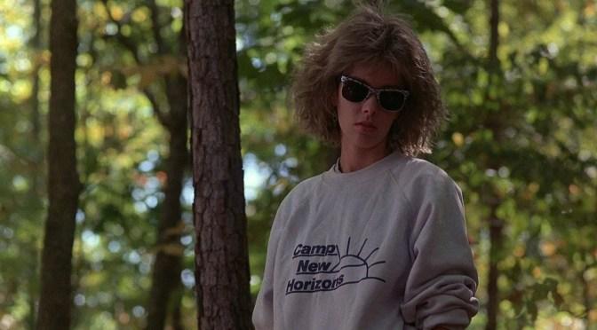 Campamento sangriento 3 (1989), buenas noches campistas