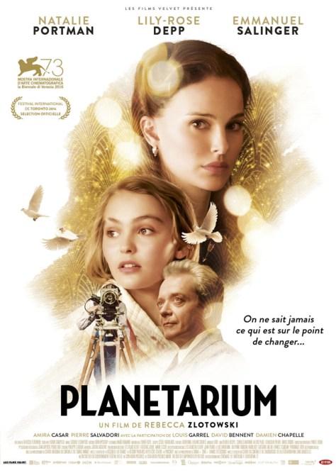 Planetarium - poster