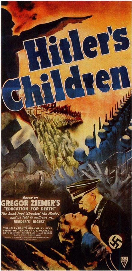 Los hijos de Hitler - poster
