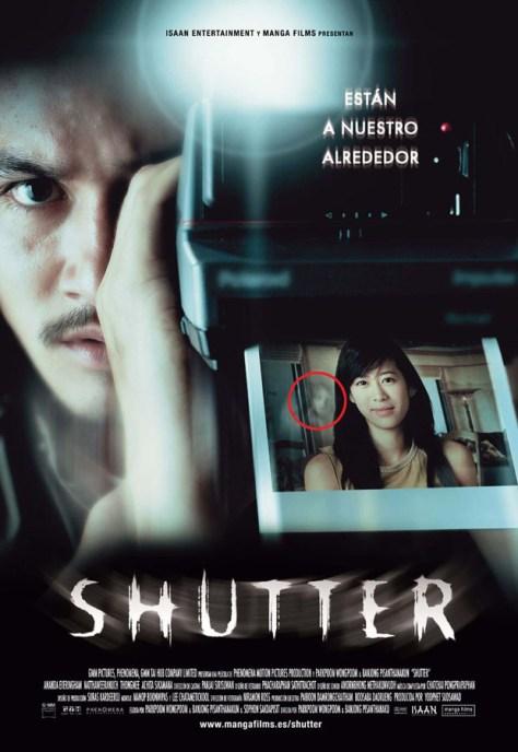 Shutter - poster