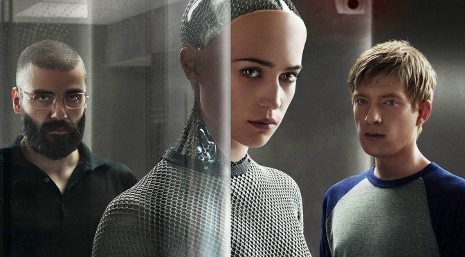 Ex Machina (2015), test de Turing bidirecional