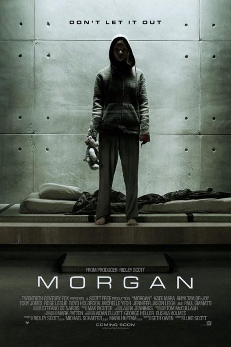 Morgan - poster