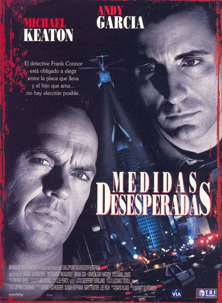 Medidas desesperadas - poster