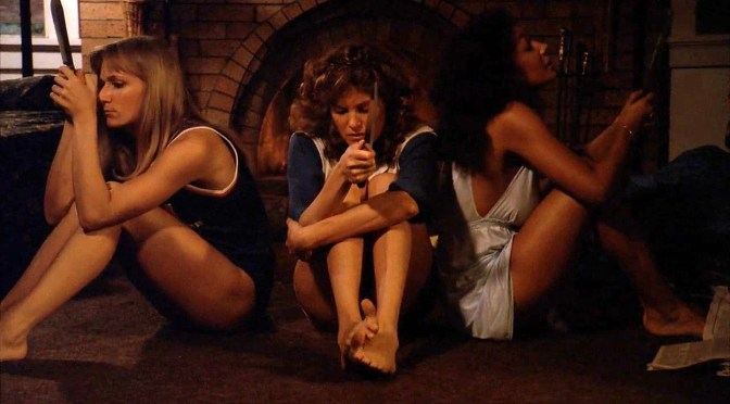 The Slumber Party Massacre (1982), demasiado idiota