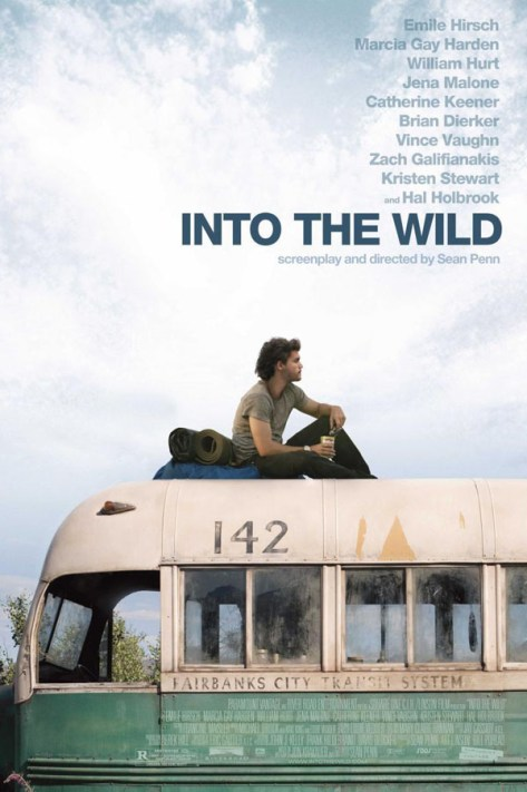 Into the wild - poster