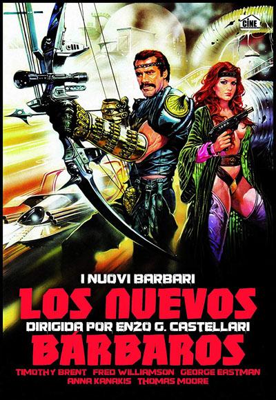 Los nuevos bárbaros - poster