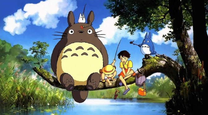 Mi vecino Totoro (1988), feliz 30º/10º aniversario