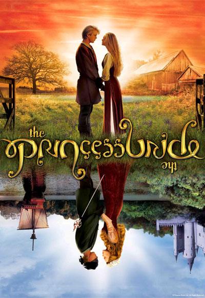 La princesa prometida - poster