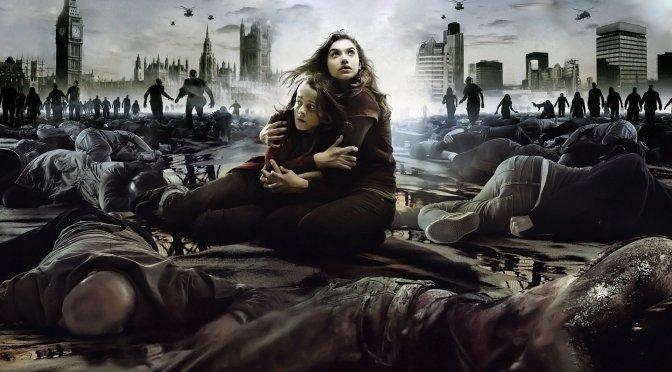 28 semanas después (2007), maratón zombi