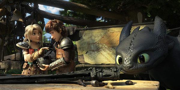 Cómo entrenar a tu dragón 3 - 01