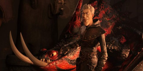 Cómo entrenar a tu dragón 3 - 04