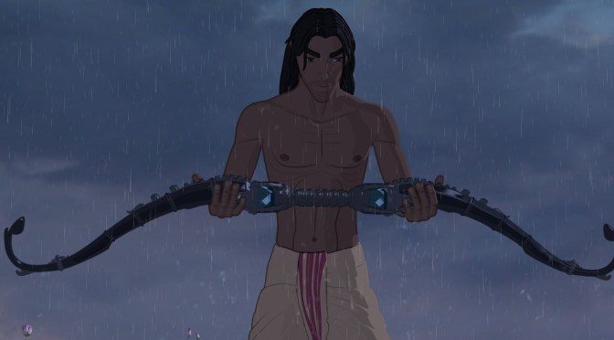 Arjun: The Warrior Prince (2012), Bollywood by Disney