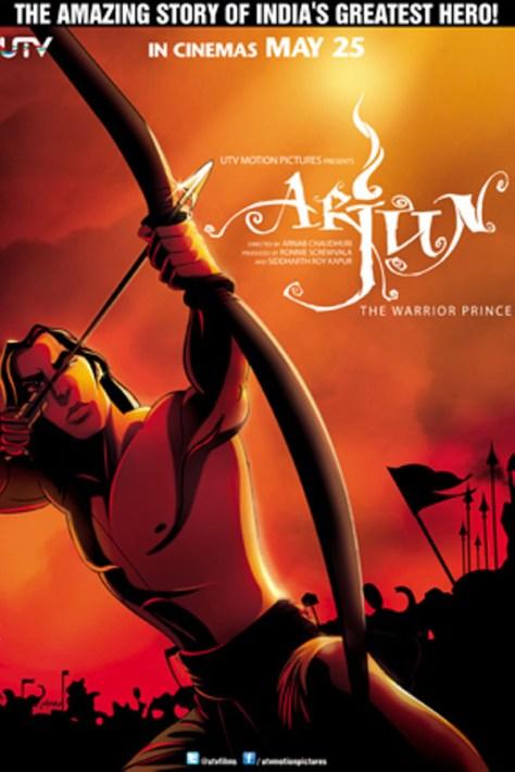 Arjun: The Warrior Prince - poster