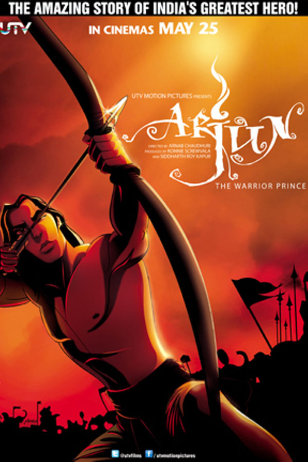 Arjun: The Warrior Prince - poster