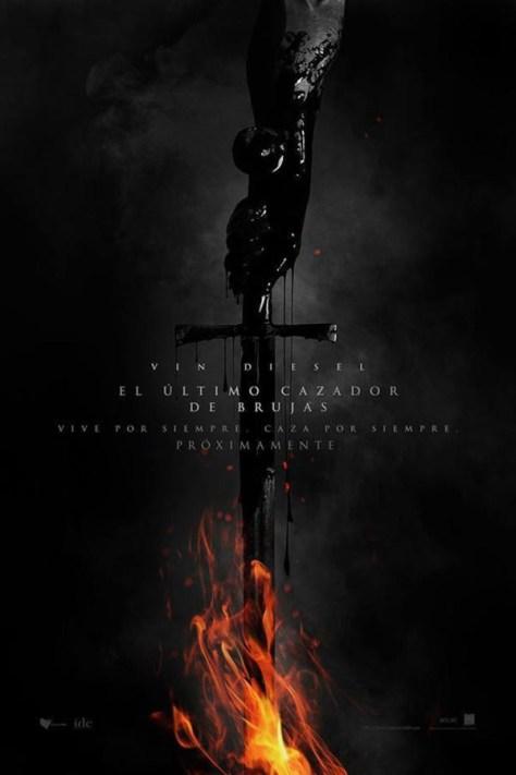 El último cazador de brujas - poster