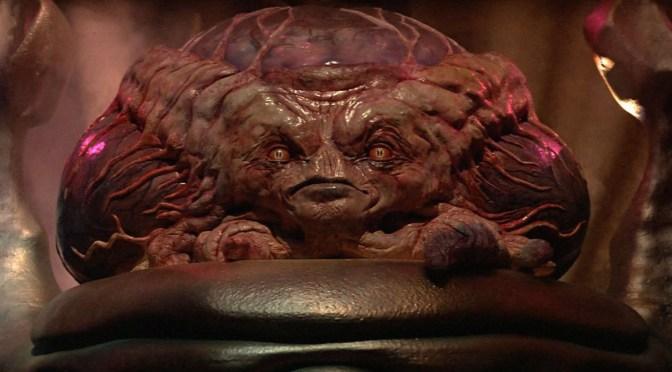 Invasores de Marte (1986), terror desde el espacio exterior