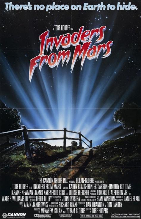 Invasores de Marte 01