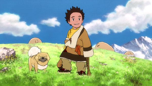 The Tibetan Dog 01