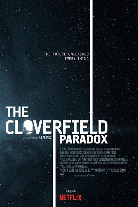 The Cloverfield Paradox - poster
