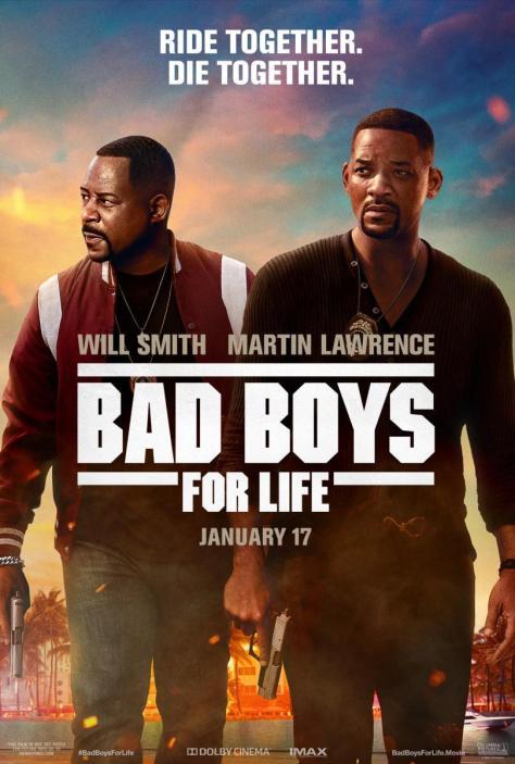 Póster de la película Bad Boys for Life