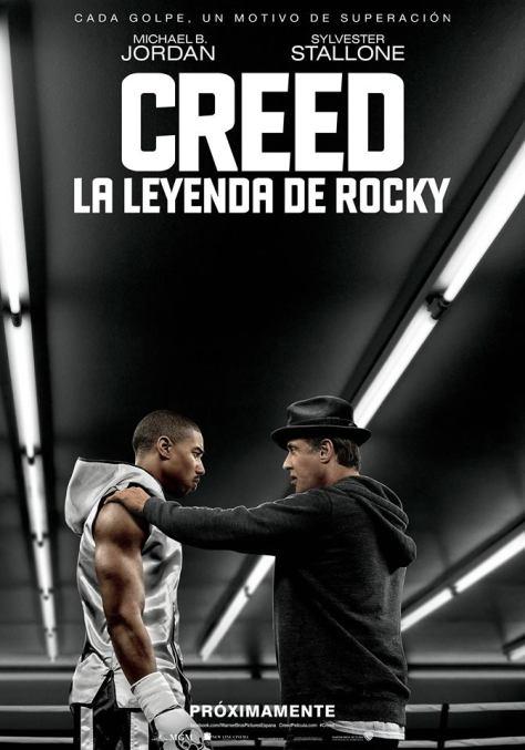 Cartel de la película Creed