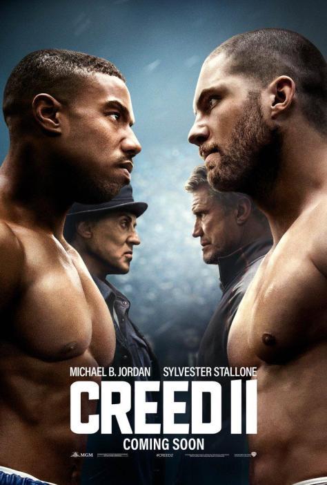 Cartel de la película Creed 2