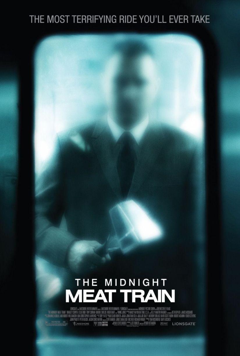 Cartel de la película El vagón de la muerte, de 2008
