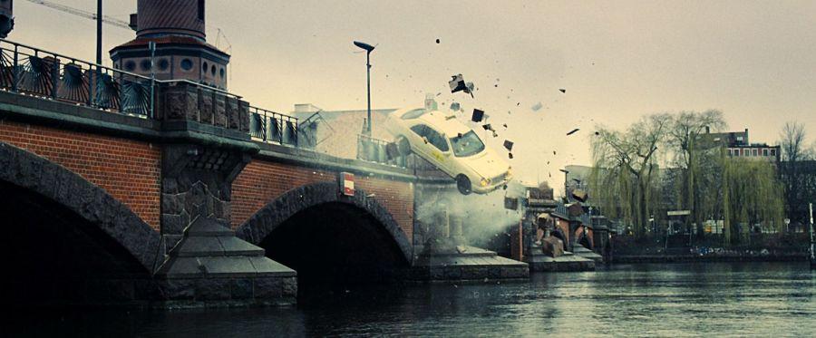 Fotograma de la película Sin identidad, de 2011