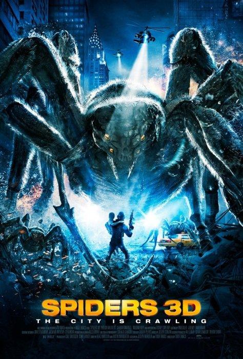 Cartel de la película Spiders