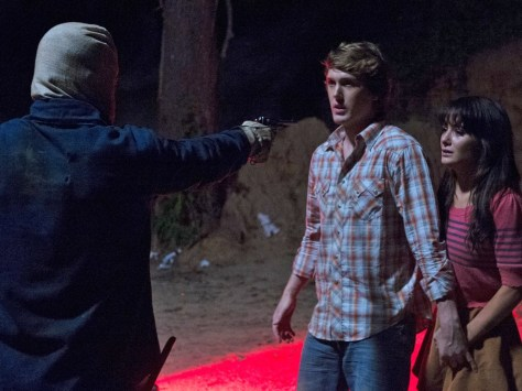 Fotograma de The Town That Dreaded Sundown, de 2014