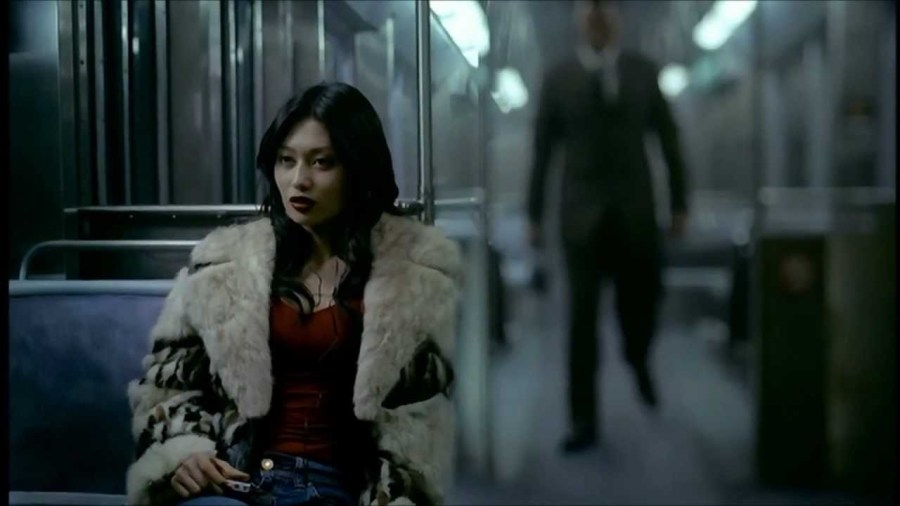Fotograma de la película El vagón de la muerte, de 2008