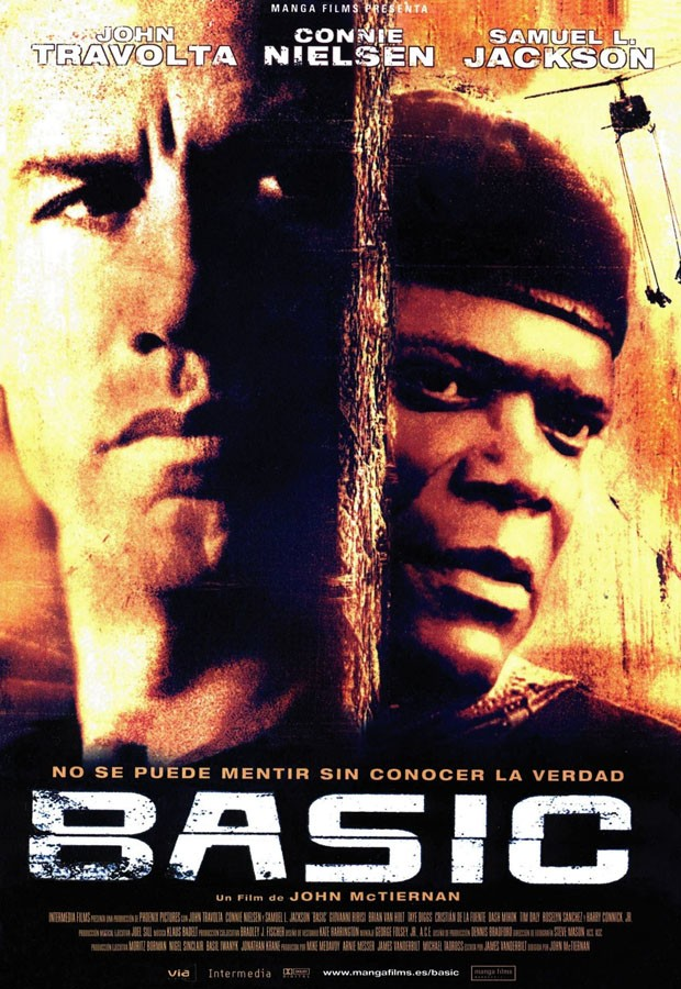 Basic - poster
