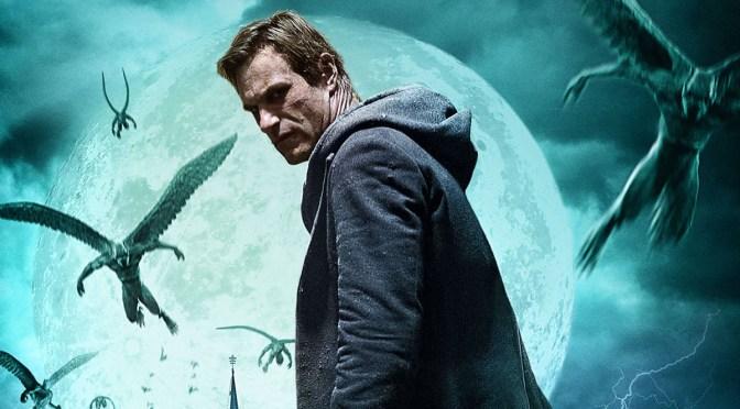 Yo, Frankenstein (2014), gárgolas contra demonios