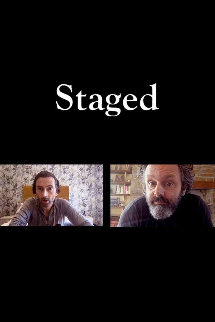 Staged - poster