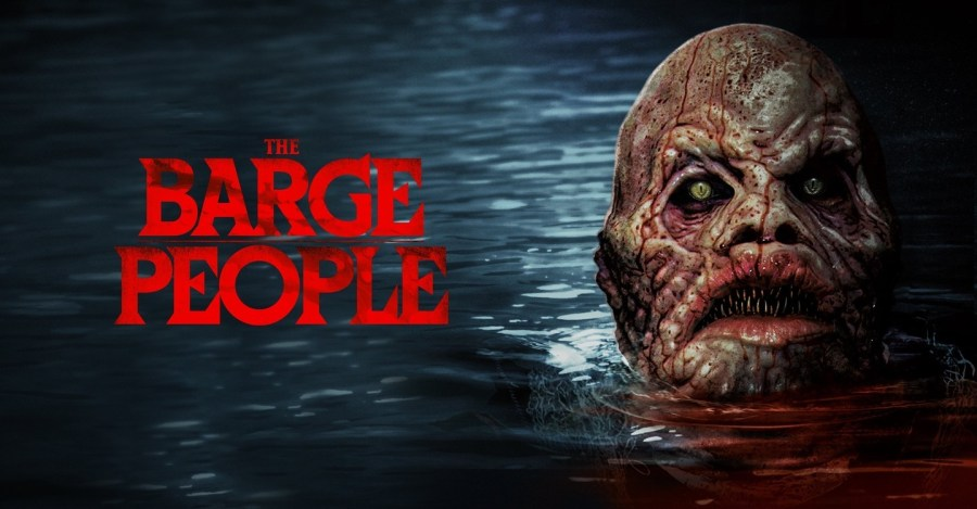 Cartel de The Barge People